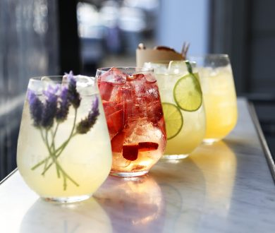 Spring afternoons are sorted with Teddy's new bar snacks and spritz menu