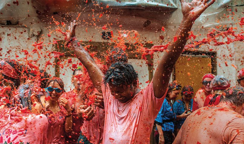 6 famous festivals around the world that should be on your bucket list