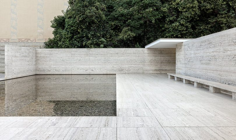 Why travertine is one of the most beloved building materials of all time