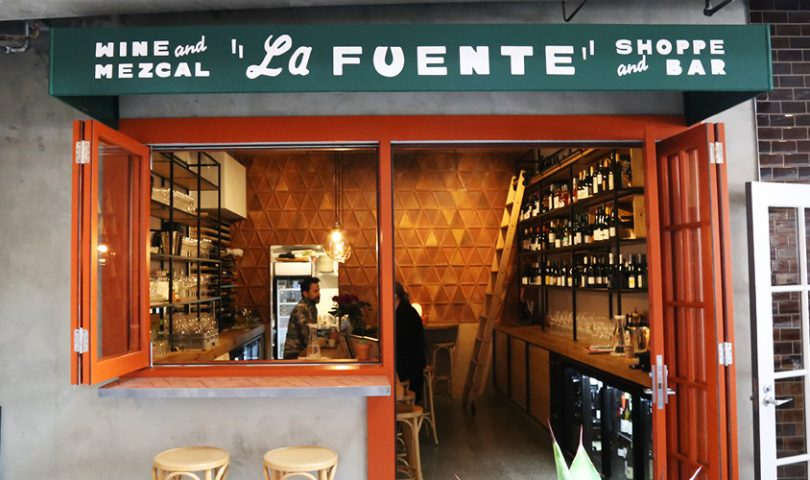 A modern wine bar with a Mexican twist opens in Auckland's CBD