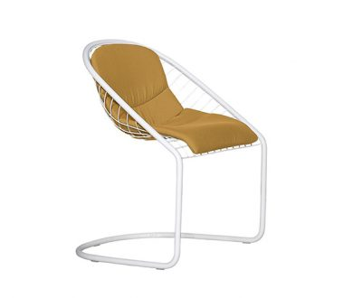 Cortina Outdoor Chair by Minotti