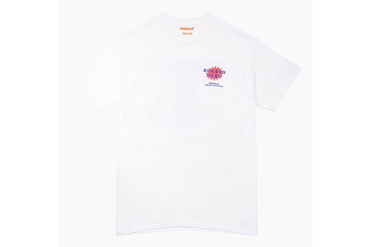 Checks X Simon & Lee T-Shirt