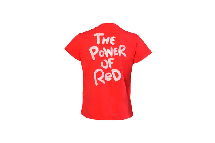 The Power of Red T-shirt
