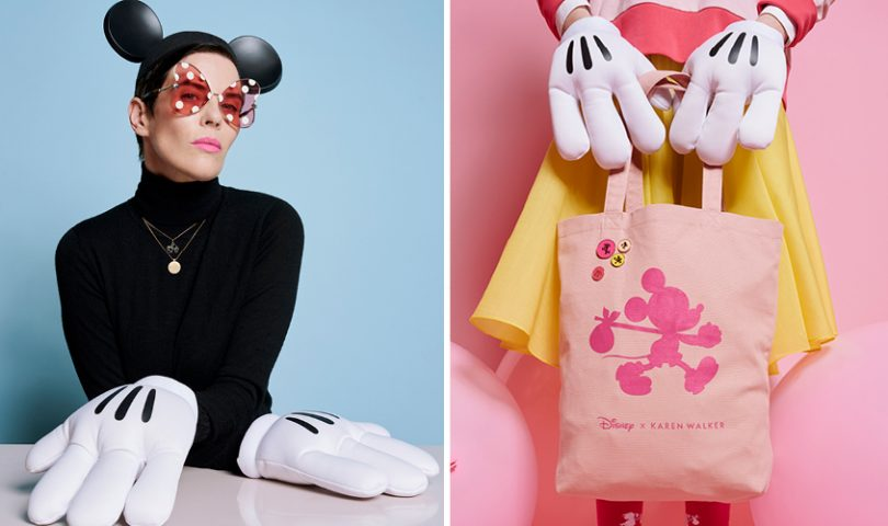 Karen Walker's latest collab is shining a light on all things Disney