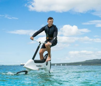Forget the jet-ski. The Manta5 is what you should be getting on board with for summer