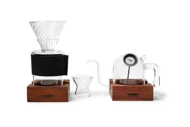BI.DU.HAEV MAAN Hand Drip Coffee Set