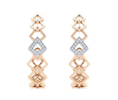Swoon Diamond Earrings