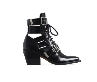 Chloe Rylee Leather Boot