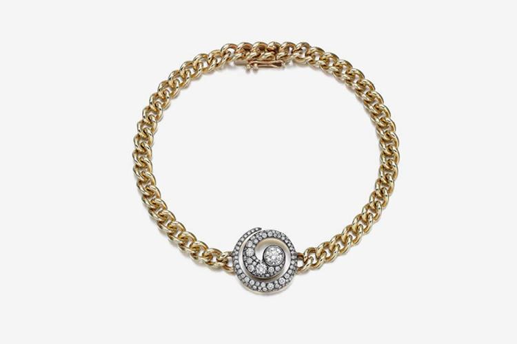 Jessica McCormack Tattoo Diamond Bracelet