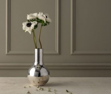 Skultana Boule Vase