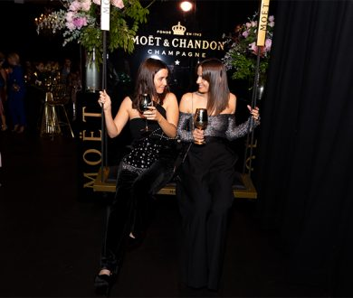 All the action from last week's Must Be Moët party