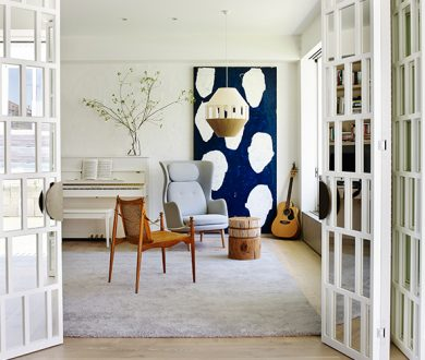 Ocean Blues: Take a tour of this gorgeous Sydney home