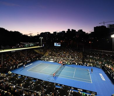 Win a corporate box to the Auckland ASB Classic women's competition