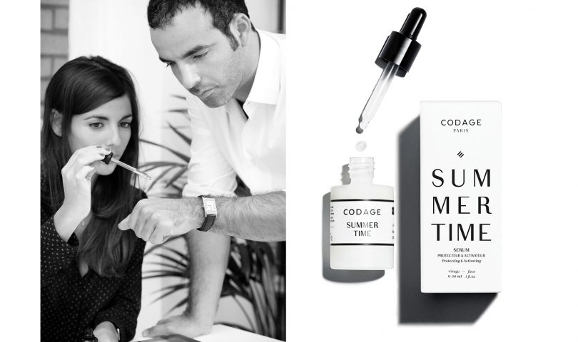 We interview the founders of CODAGE Paris to get an insight into their wondrous skincare