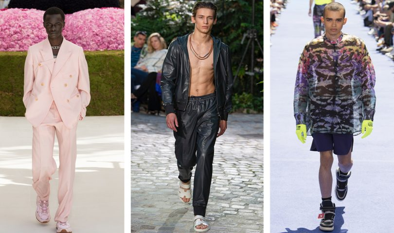 Denizen's style-savvy men give us their takes on the trends of the last year