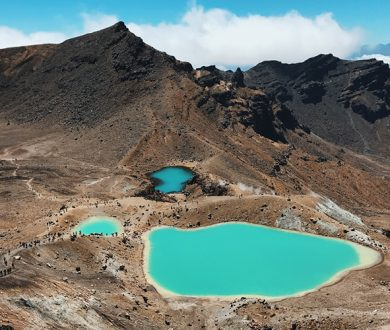 The top five hiking trails you should be adding to your NZ bucket list