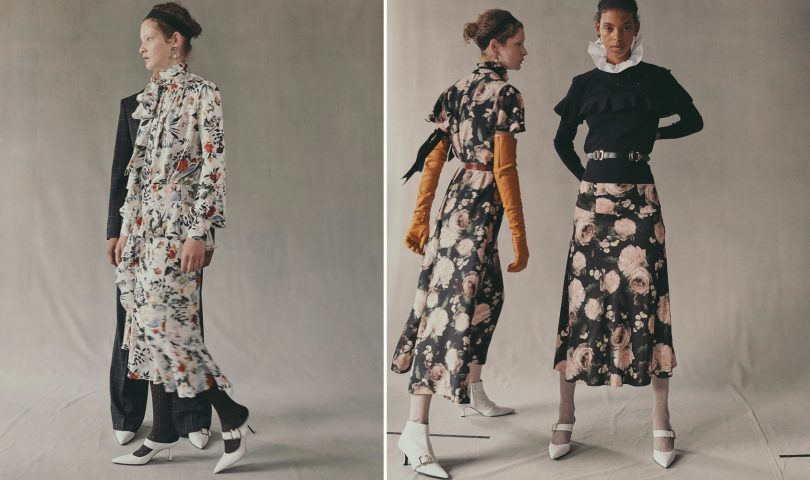 Erdem's breathtaking collection has finally landed at Muse Boutique