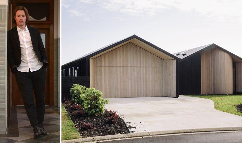 Profile: Luke Leuschke is an architectural visionary with an impressive portfolio