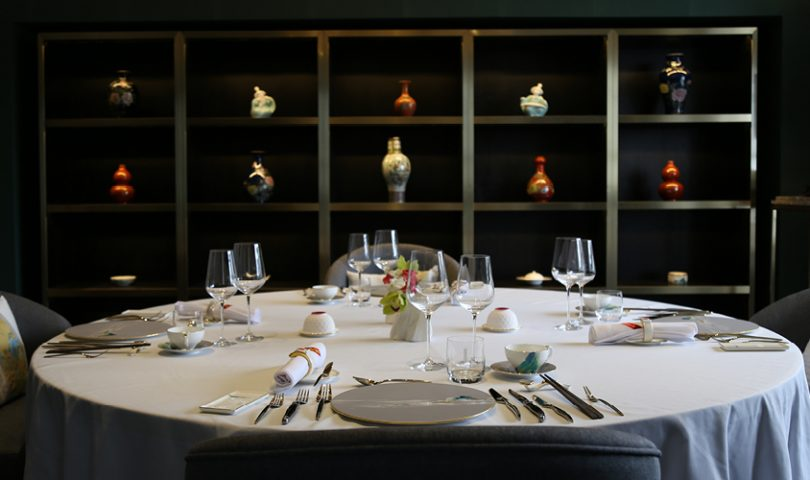 Win a 9-course degustation for two at this unparalleled fine-dining experience