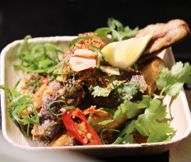 Auckland Fish Market's tasty new addition is serving up Thai with a twist