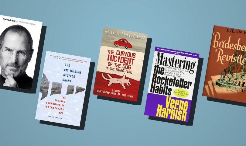 Five enterprising Denizens share the book that changed their thinking and left a lasting impression