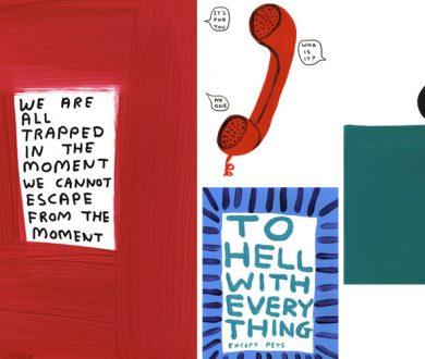 David Shrigley — Works On Paper