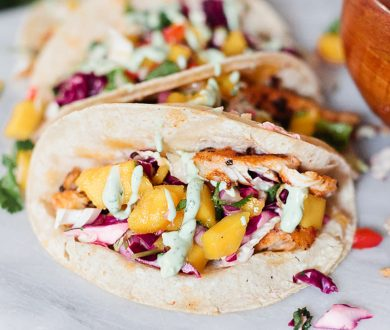 Recipe: These delicious guilt-free fish tacos are perfect for your next gathering