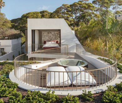 This incredible Sydney home is a masterclass in precision and balance
