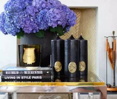 Update your interior with these divine smelling candles that also serve as objets d'art