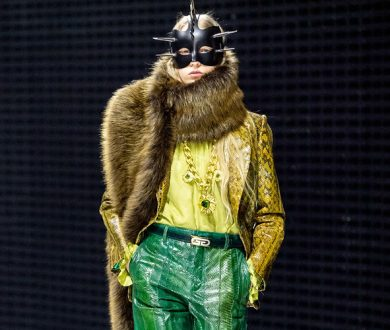 The masks we wear: Gucci invites us to its modern masquerade for FW19