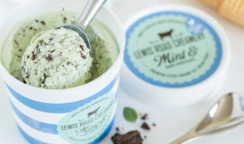 Lewis Road Creamery's newest offering is reigniting our love for an ice cream classic