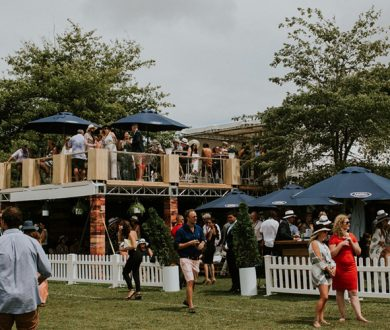 Win tickets for you and three friends to be hosted by Land Rover at the Polo this weekend