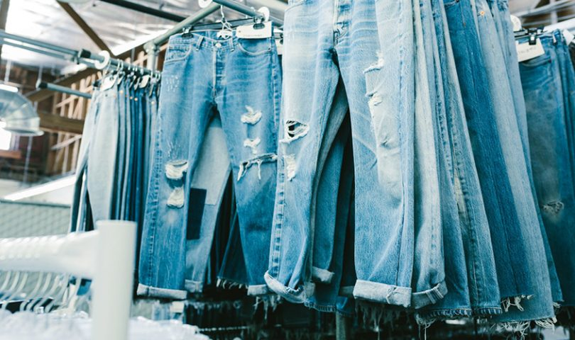 This pioneering brand is helping us find the perfect vintage jeans
