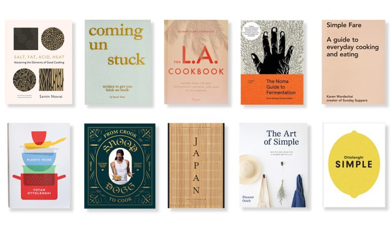 Cookbooks are taking over the coffee table and these are the ones you need right now