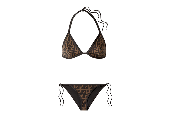 Fendi Roma bikini