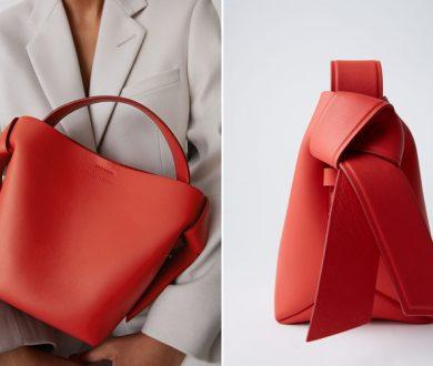 Acne Musubi mini bag