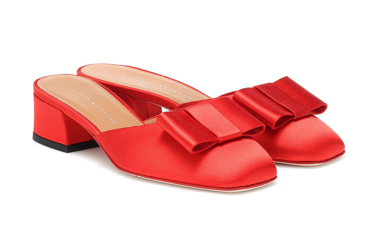 Victoria Beckham slippers