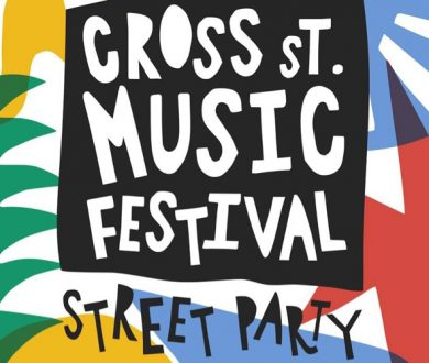 The Cross Street Music Festival