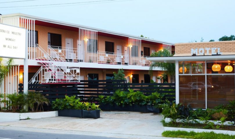 How nostalgic motels are making a designer comeback