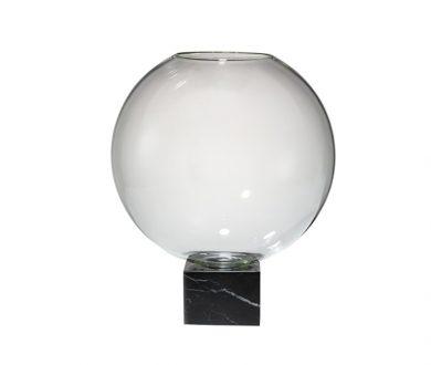 Podium Globe Vessel vase
