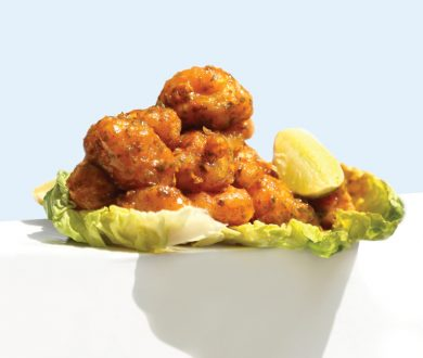 Popcorn Shrimp from SEVEN