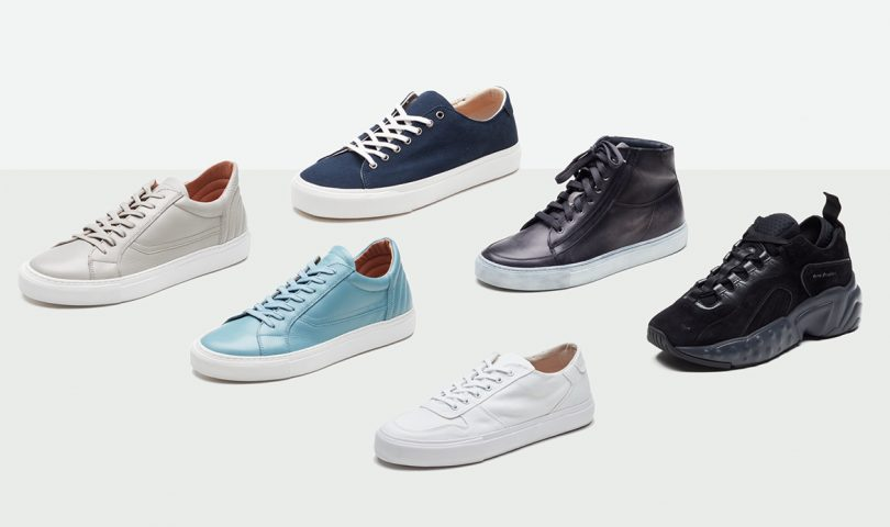 Put your best foot forward with the sneakers of the season