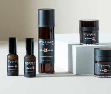 We chat with the founder of Synergie Skin to learn more about her clean science skincare brand