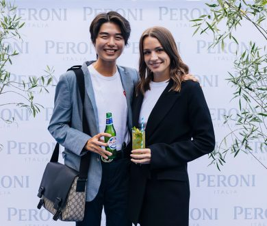 Party pics: Inside all the action from last week's Cinema Peroni