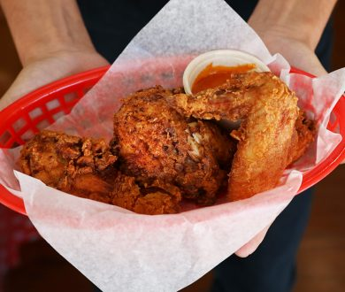New on the block, meet the fried chicken joint that has us flocking to K'Road