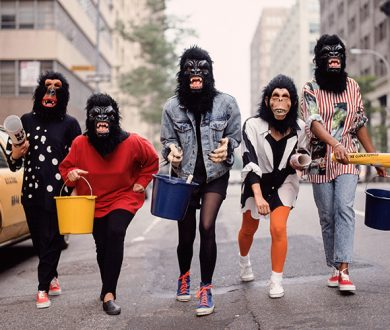 Guerrilla Girls at Auckland Art Gallery