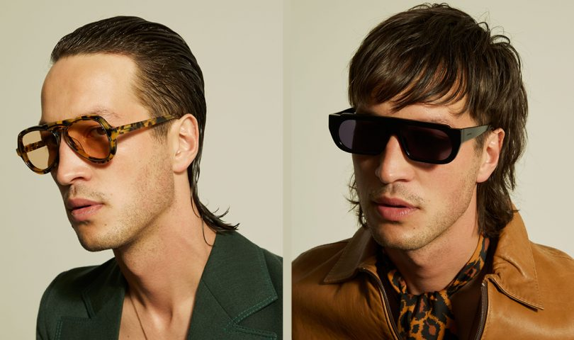 Evoke that Marlon Williams 'cool' with Karen Walker's compelling new eyewear collection