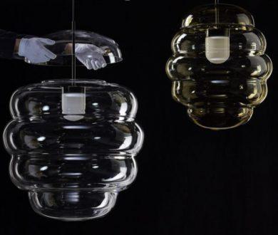 Blimp Crystal lighting