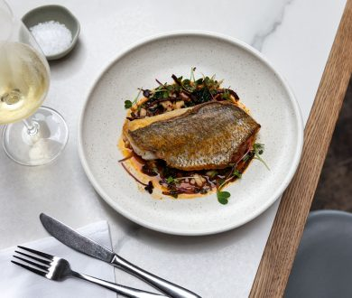 Win dinner for four at Ostro to celebrate its delicious new autumn menu