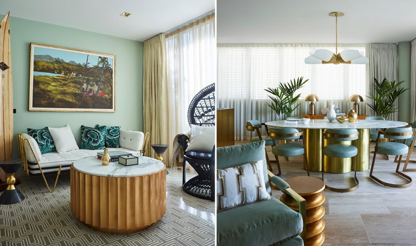 Get the look: How to achieve the perfect balance of refined eclecticism in your home